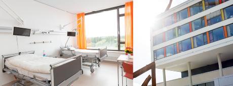 neubau des zentralklinikums schwarzwald baar klinikum. Black Bedroom Furniture Sets. Home Design Ideas