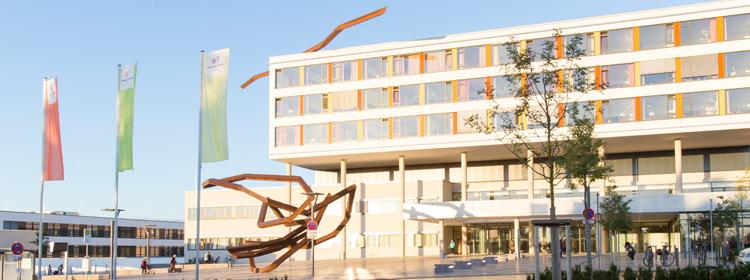 Neubau des Zentralklinikums - Schwarzwald-Baar Klinikum